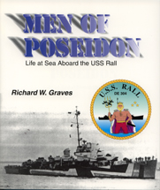 Men of Poseidon front cover